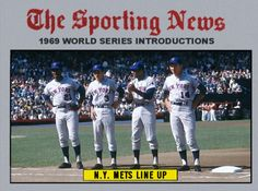 Mets Baseball Cards Like They Ought To Be!: 1969 World Series ...