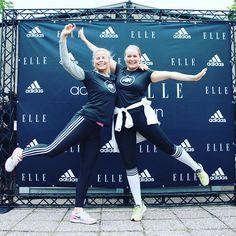 Eilen Ellen lukijat kirmasivat Helsingin Kaivohuoneelta viiden kilometrin hyvän mielen lenkin. Mahtava seura tarjottavat ja goodie bag lenkin lopuksi saivat hymyn huulille. Kiitos kaikille tapahtumaan osallistuneille! Ja tervetuloa keskiviikkoisin Why Joinin edestä lenkille klo 18! #adidasrunnersxelle #whyirunhelsinki #adidas @laurakarppanen  via ELLE FINLAND MAGAZINE OFFICIAL INSTAGRAM - Fashion Campaigns  Haute Couture  Advertising  Editorial Photography  Magazine Cover Designs…