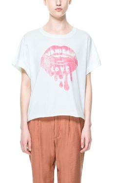 14 Graphic T-Shirts That Make Absolutely No Sense Love T Shirt, Love S, Cool Designs, Zara, Sweatshirts, Tees, How To Make, Clothes, Philippines