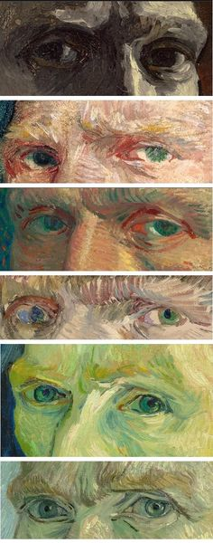 Variations on a Theme?: Vincent Van Gogh