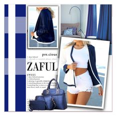 """www.zaful.com/?lkid=4034"" by janee-oss ❤ liked on Polyvore featuring zaful"