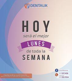 Flyer para Dentalik.