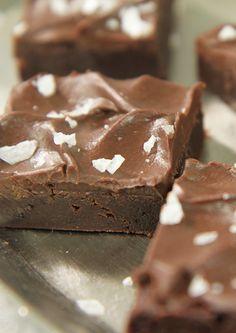 Fudge brownies - Recept från Mitt kök - Mitt Kök   Recept   Mat   Vin   Öl