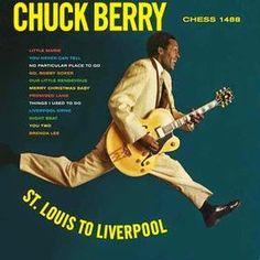 CHUCK BERRY - St. Louis to Liverpool - Los mejores discos de 1964, ¿por qué no? http://woody-jagger.blogspot.com/2014/11/los-mejores-discos-de-1964-por-que-no.html