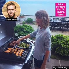 Taylor Swift & Calvin Harris Spending 4th Of July Weekend Together — CutePic