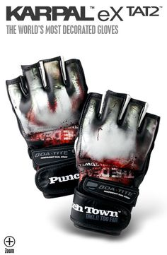 MMA Gloves / Guantes MMA