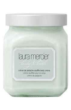 Laura Mercier 'Crème de Pistache' Souffle Body Crème available at #Nordstrom