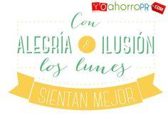 #BuenosDiasATodos Tener un buen lunes es sencillo con una actitud positiva....!  #buenlunes