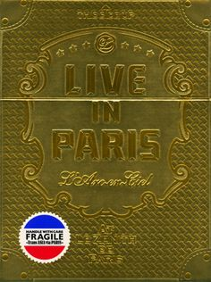 LIVE IN PARIS #larcenciel #hyde #tetsuya #ken #yukihiro #laruku #japanese #music #art #LIVE #PARIS