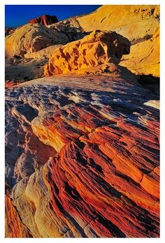 The wave, Arizona, USA - 10 Fascinating Places To Visit One Day