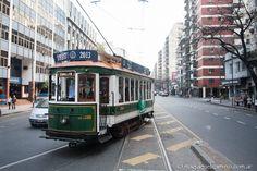 ¿Vamos a dar una vuelta en los tranvías antiguos de Buenos Aires?. Magia en el Camino.