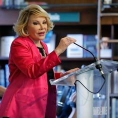 Out For Revenge: Joan Rivers' Endoscopy Clinic Reportedly Targeted By Death Threat | In Touch Weekly