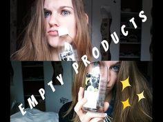 Mes produits terminés: je rachète ou pas? - YouTube