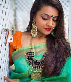 Pure Indian aesthetics.
