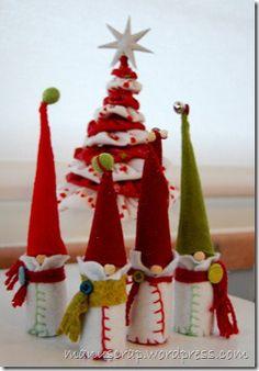 Gnomes and Yo-Yo Tree.