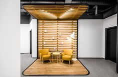 An Office That's Like Living Inside a Smartphone! | Yanko Design