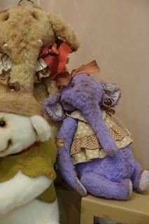 Картинки по запросу выкройка слоника тедди ларисы гавриковой
