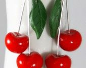 Etsy Treasury: Life's a Bowl of Cherries!