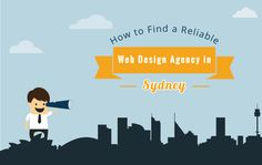 How to Find a Reliable Web Design Agency in Sydney?