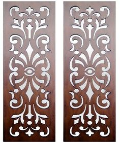 Robert's Skylight trivet; Functional art for wall or table - this cherry wood finished trivet has precision laser cut detail and cushioned feet. Description from pinterest.com. I searched for this on bing.com/images