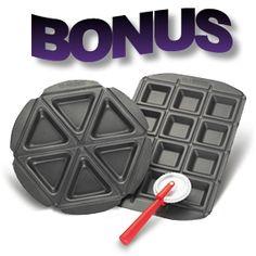 Get the Bonus 12 pocket pan today