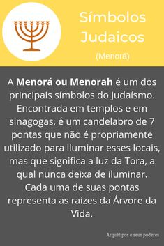Menorá Menorah, Chakras, Wicca, Afro, Witchcraft Symbols, Ancient Symbols, Studying, Positivity, Sayings