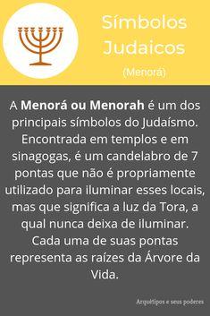 Menorá Menorah, Chakras, Wicca, Afro, Witchcraft Symbols, Ancient Symbols, Studying, Positivity, Sayings