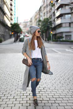 BARTABAC #Grey #StreetStyle