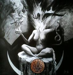 David S. Herrerías (?) #Occult