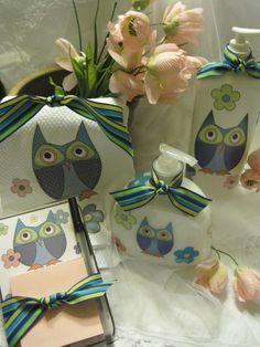hoot owl kitchen set