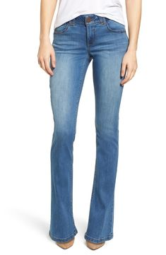 Shop a great selection of Wit & Wisdom Ab-Solution Itty Bitty Bootcut Jeans (Regular & Petite). Find new offer and Similar products for Wit & Wisdom Ab-Solution Itty Bitty Bootcut Jeans (Regular & Petite). Girls Ripped Jeans, Jeans Fit, Flare Jeans, Skinny Jeans, Cut Jeans, Best Jeans For Women, Pants For Women, Tummy Control Jeans, Perfect Jeans