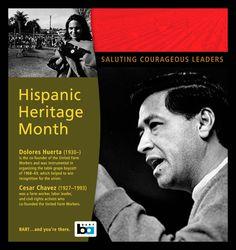Hispanic American Heritage Month 2009