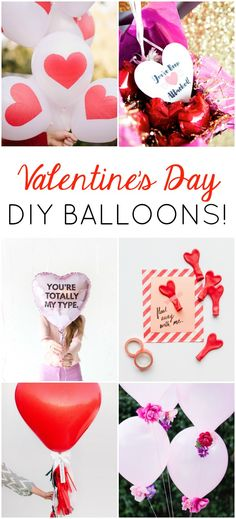 10 Valentine's Day Balloons That are Better Than Roses!