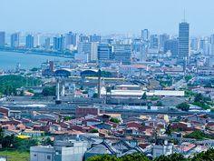 Cidade vista de cima. | por Victor.Ramos.