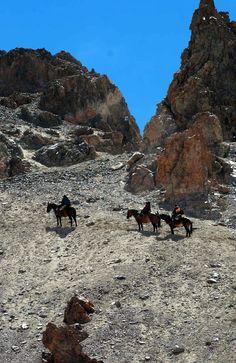 Cruce de los Andes - Mendoza
