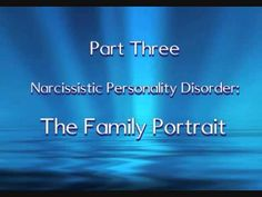 Narcissistic Personality Disorder on Pinterest ...