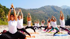 500-HOUR YOGA TEACHER TRAINING COURSES IN INDIA