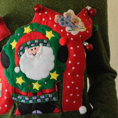 Get your UGLY Christmas sweater here!! by Brittani on Etsy