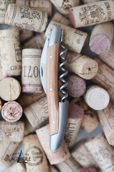 Our original Forge de Laguiole® Sommelier knife with an olivewood handle and satin finish. Our authentic Sommelier knife was produced in collaboration with professional Sommeliers and thus gives it its ergonomics, elegance and efficiency.   #wine #sommelier #sommelierknife #winelovers #finewine #giftideas #giftsformen #redwine #whitewine #laguiole #laguioleknife #knife #waiter #waiterknife #forgedelaguiole #handmade #madeinfrance #worldcuisine #drinks #frenchwine