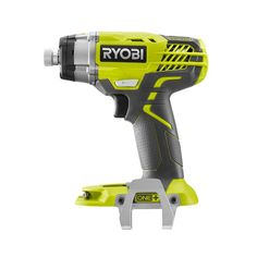 Ryobi 18-Volt 3-Speed 1/4 in. Impact Driver (Tool Only)-P237 - The Home Depot