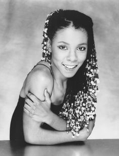 "Photo of Patrice Rushen Natural icons in the 80s ""Haven't you heard"" ""Forget me not"""