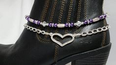 Check out this item in my Etsy shop https://www.etsy.com/listing/267136060/boot-bling-anklet-bracelet-jewelry