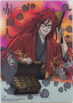 Kuroshitsuji в дневнике [Свалка]