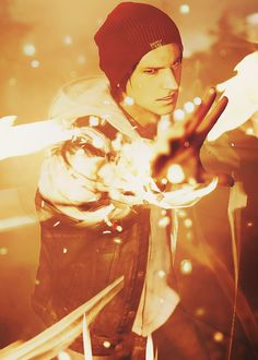 Delsin Roweeeeee... Haven't seen my child in a while uUu -Will