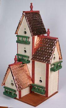 Rusty Arms Birdhouse Parts Kit