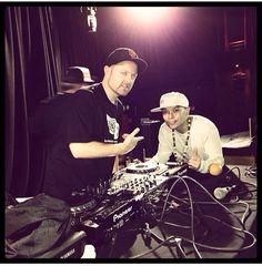 DJ Shadow & DJ Qbert