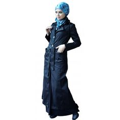 Coat style Abaya