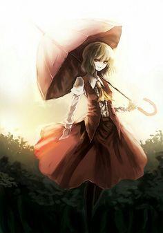 Touhou Anime, Anime Summer, Anime Characters, Lesbian, Cool Girl, Chibi, I Am Awesome, Fan Art, Japanese