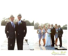 Fun dock photo shoot. Rustic, waterside, country wedding. Woodlawn Estates in Southern Maryland.  69_megan_beth_fry_woodlawn_farms_wedding_2 http://woodlawn-farm.com/