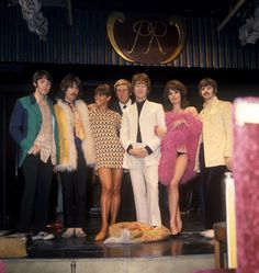 The Beatles at the Raymond Revue Bar in 1967